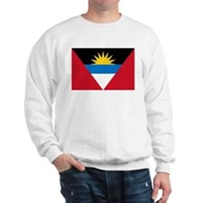Flag of Flag of Antigua and Barbuda Sweatshirt