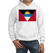 Flag of Flag of Antigua and Barbuda Hoodie
