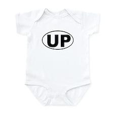 The UP basic Infant Bodysuit
