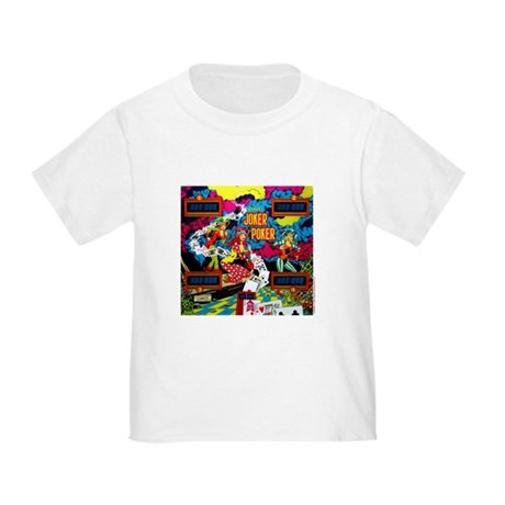"Gottlieb® ""Joker Poker"" Toddler T-Shirt"