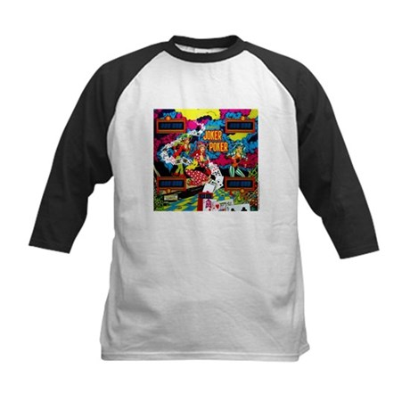 "Gottlieb® ""Joker Poker"" Kids Baseball Jersey"