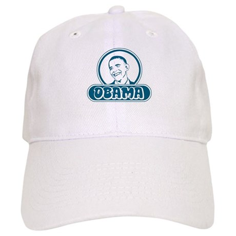 Obama (retro bubble) Cap