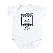 MBA Stunts Infant Bodysuit