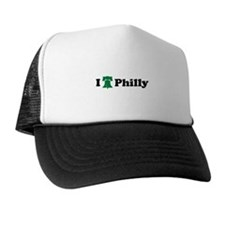 I LOVE PHILADELPHIA I LOVE PH Trucker Hat