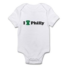I LOVE PHILADELPHIA I LOVE PH Infant Bodysuit