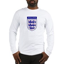 Cute England Long Sleeve T-Shirt