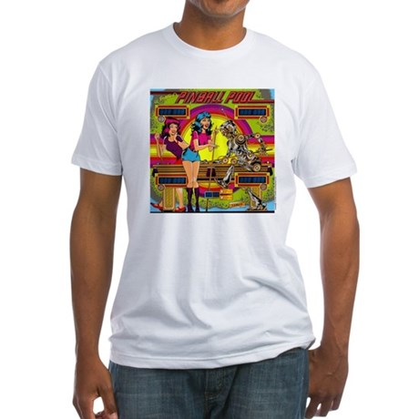 "Gottlieb® ""Pinball Pool"" Fitted T-Shirt"