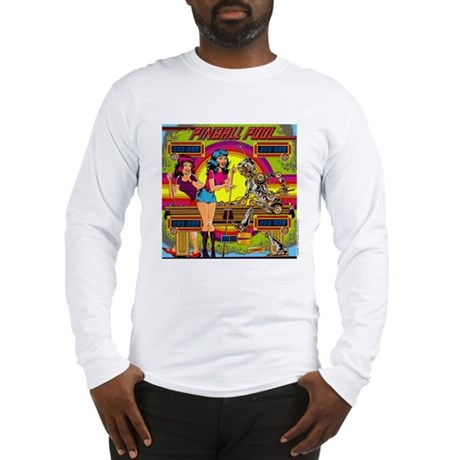 "Gottlieb® ""Pinball Pool"" Long Sleeve T-Shirt"