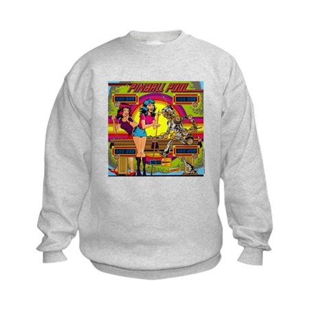 "Gottlieb® ""Pinball Pool"" Kids Sweatshirt"
