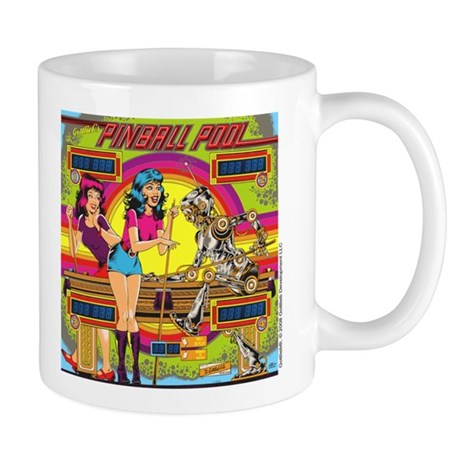"Gottlieb® ""Pinball Pool"" Mug"
