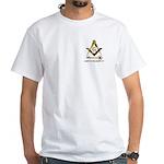Light of Solomon #77 White T-Shirt