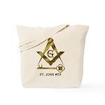 St. John #58 Tote Bag