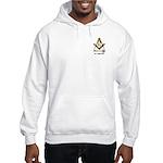 St. John #58 Hooded Sweatshirt