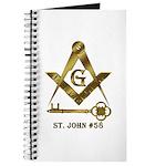 St. John #58 Journal