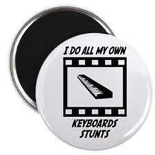 Keyboards Stunts Magnet