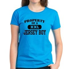 Property of a Jersey Boy Tee