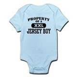 Property of a Jersey Boy Infant Bodysuit
