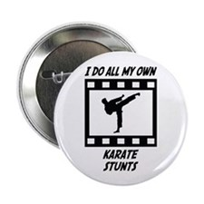 "Karate Stunts 2.25"" Button (10 pack)"