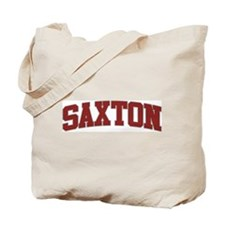 SAXTON Design Tote Bag