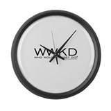 Who Would Kinsey Do? Large Wall Clock