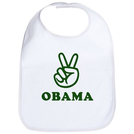 Obama for Peace Bib