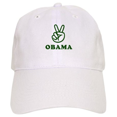 Obama for Peace Cap