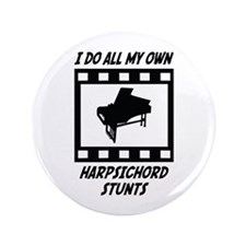 "Harpsichord Stunts 3.5"" Button (100 pack)"