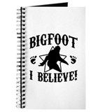 BIGFOOT - I Believe Journal