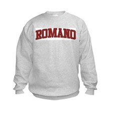 ROMANO Design Sweatshirt