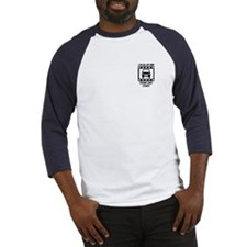 Fixing Cars Stunts Baseball Jersey