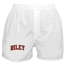RILEY Design Boxer Shorts
