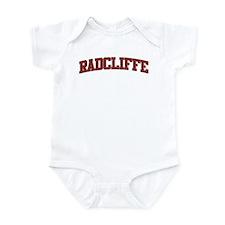 RADCLIFFE Design Infant Bodysuit