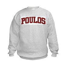 POULOS Design Sweatshirt