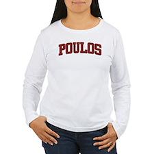 POULOS Design T-Shirt