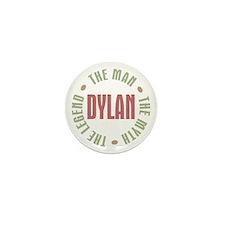 Dylan Man Myth Legend Mini Button (10 pack)