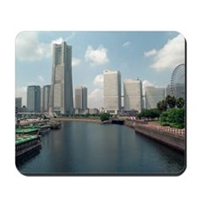 Yokohama Landmark Tower Mousepad