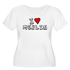 I Love Merlin T-Shirt