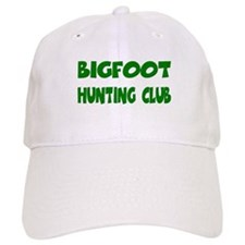 Bigfoot Baseball Cap