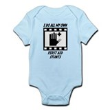 First Aid Stunts Infant Bodysuit
