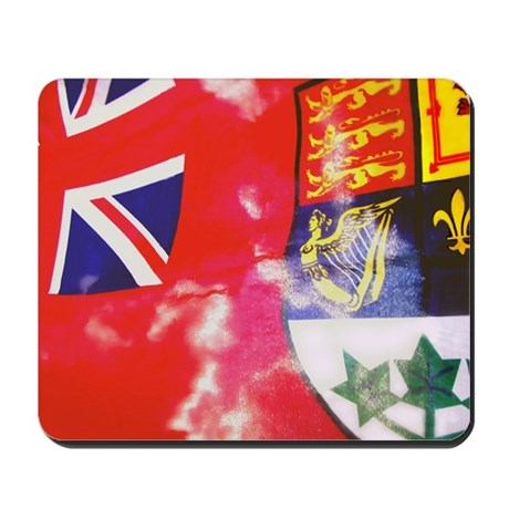 Red Ensign Mousepad