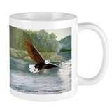 American Bald Eagle Flight Mug