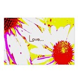 Cone Flower Love (Box of 8 Postcards)