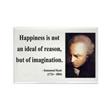 Immanuel Kant 6 Rectangle Magnet (10 pack)