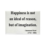 Immanuel Kant 6 Rectangle Magnet (100 pack)