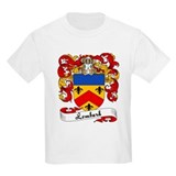 Lombard Family Crest Kids T-Shirt