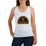 Dallas PD Mason Women's Tank Top