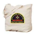 Dallas PD Mason Tote Bag