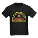 Dallas PD Mason Kids Dark T-Shirt
