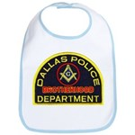 Dallas PD Mason Bib