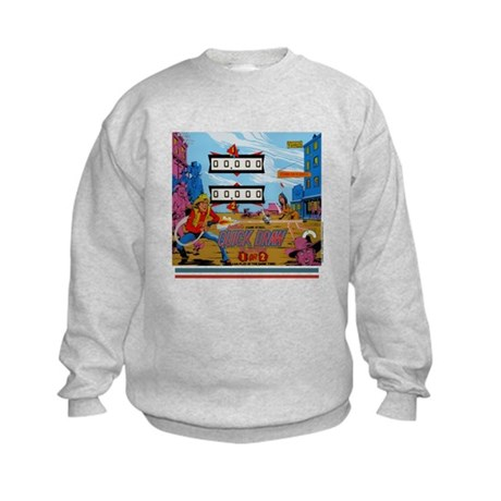 Gottlieb&reg; &quot;Quick Draw&quot; Kids Sweatshirt